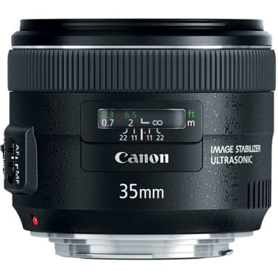 CANON EF 35MM F/1.2 IS USM