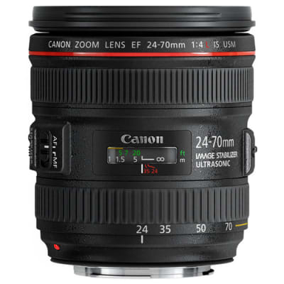 CANON EF 24-70MM F/4 L IS USM