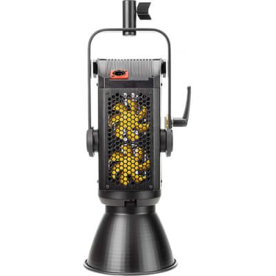 APUTURE LIGHT STORM LS300X LED LIGHT KIT WITH V-MOUNT BATTERY PLATE