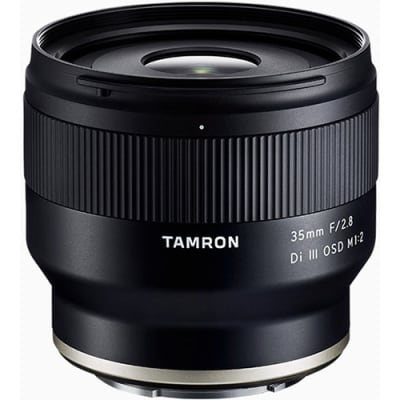TAMRON 35MM F/2.8 DI III OSD M1:2 FOR SONY E-MOUNT (FULL FRAME)