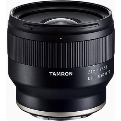 TAMRON 24MM F/2.8 DI III OSD M1:2 FOR SONY E-MOUNT (FULL FRAME)