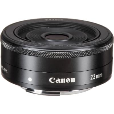 CANON EF-M 22MM 1.2 STM