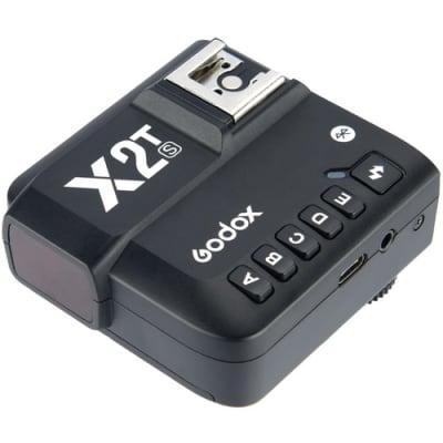 GODOX X2T S 2.4 GHZ TTL WIRELESS FLASH TRIGGER FOR SONY