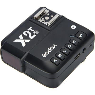 GODOX X2T N 2.4 GHZ TTL WIRELESS FLASH TRIGGER FOR NIKON