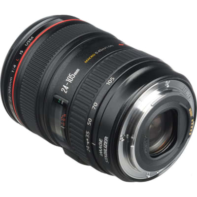 CANON EF 24-105 MM IS USM