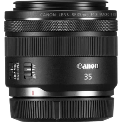 CANON EF 35MM F1.8 MACRO IS STM