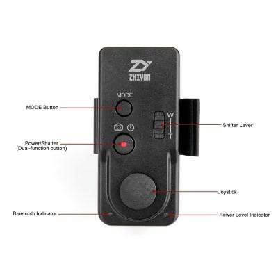 ZHIYUN WIRELESS REMOTE CONTROL ZW-B02