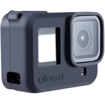 ULANZI G8-3 SILICONE CASE WITH LENS CAP FOR GOPRO HERO8 BLACK