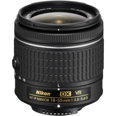 NIKON AF-P DX NIKKOR 18-55MM F/3.5-5.6G VR
