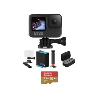GOPRO HERO 9 BLACK SPECIAL BUNDLE