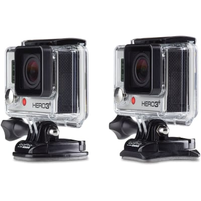 GOPRO CURVED + FLAT ADHESIVE MOUNTS AACFT-001