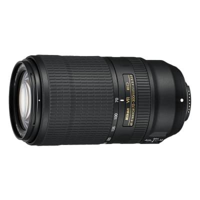 NIKON AF-P 70-300MM F/4.5-6.3G DX LENS