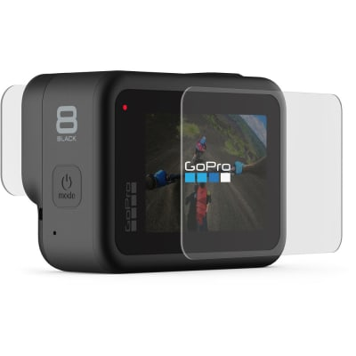 GOPRO TEMPERED GLASS LENS + SCREEN PROTECTORS AJPTC-001