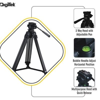 DIGITEK DTR-510 VD PRO PLUS TRIPOD
