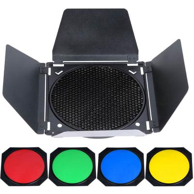 GODOX BARNDOOR KIT FOR STANDARD 7 INCHES REFLECTOR BD-04