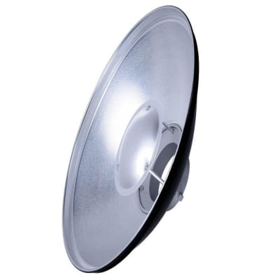 GODOX 55CM BEAUTY DISH REFLECTOR BDR-S550 (SILVER)