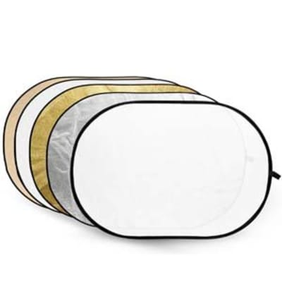 GODOX 5 IN 1 80x120CM COLLAPSIBLE REFLECTOR DISC RFT-06-80120