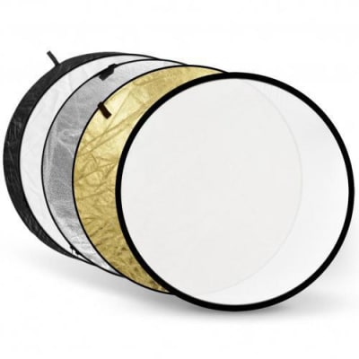 GODOX 5 IN 1 80CM COLLAPSIBLE REFLECTOR DISC RFT-06-8080