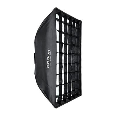 GODOX SB-FW6090 60X90CM SOFTBOX WITH GRID (BOWEN'S MOUNT)