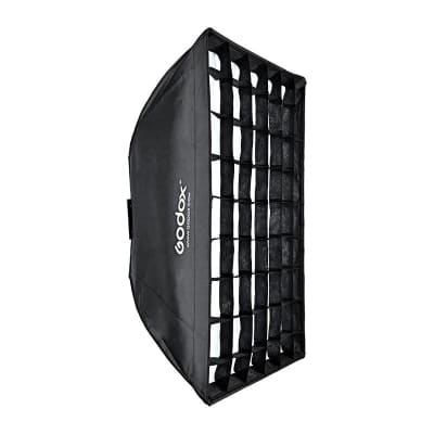 GODOX SB-FW6090 60X90CM SOFTBOX WITH GRID (BOWEN'S MOUNT)