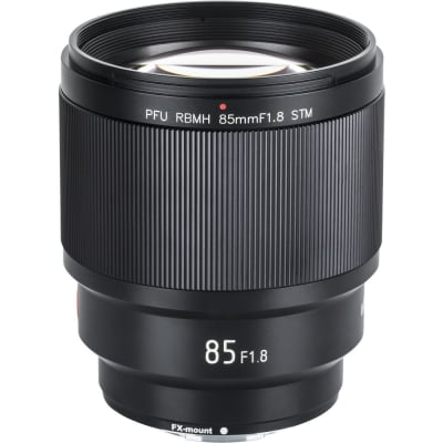 VILTROX 85MM F/1.8 STM LENS FOR FUJIFILM X