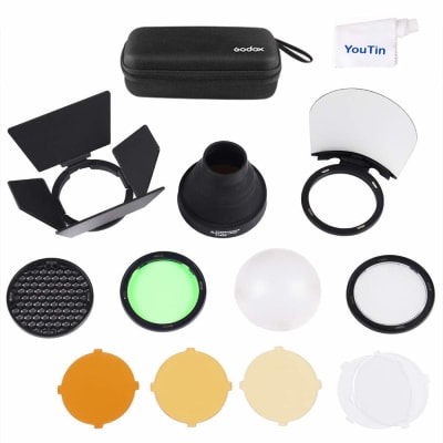 GODOX AK R1 ACCESORY KIT FOR V1 AND H200R ROUND FLASH HEAD