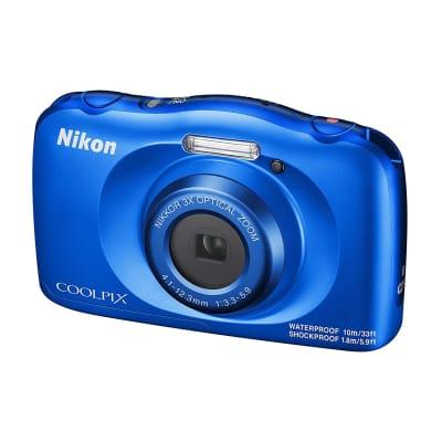 NIKON COOLPIX W150 DIGITAL CAMERA (BLUE)