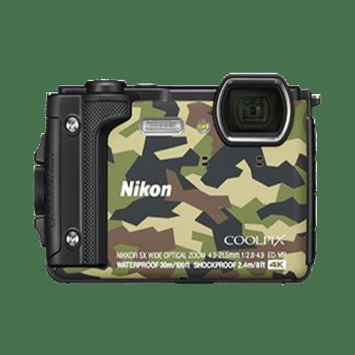 NIKON COOLPIX W300 DIGITAL CAMERA (CAMO)