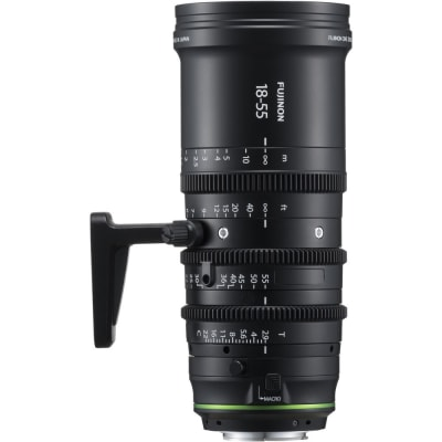FUJIFILM MKX 18-55MM T2.9 LENS (FUJI X-MOUNT)
