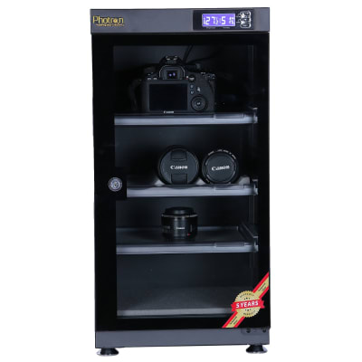 PHOTRON 108 LITRES DRY CABINET