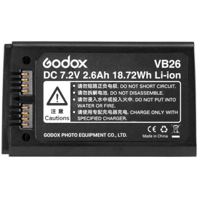 GODOX VB26 BATTERY FOR V1 FLASH