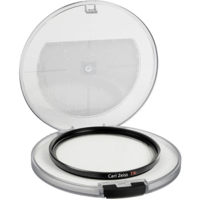 ZEISS 52MM CARL ZEISS T* UV FILTER