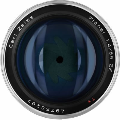 ZEISS CLASSIC 85MM F/1.4 FOR CANON EF MOUNT