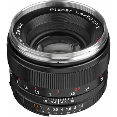 ZEISS CLASSIC 50MM F/1.4 FOR NIKON