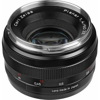 ZEISS CLASSIC 50MM F/1.4 FOR CANON EF MOUNT