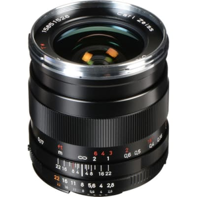 ZEISS CLASSIC 25MM F/2 FOR NIKON