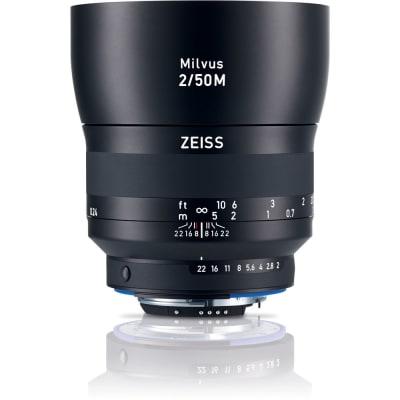 ZEISS MILVUS 50MM F/2 FOR NIKON