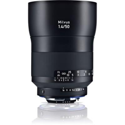 ZEISS MILVUS 50MM F/1.4 FOR NIKON
