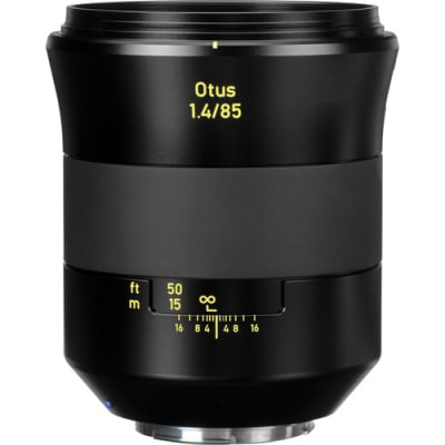 ZEISS OTUS 85MM F/ 1.4 FOR CANON EF MOUNT