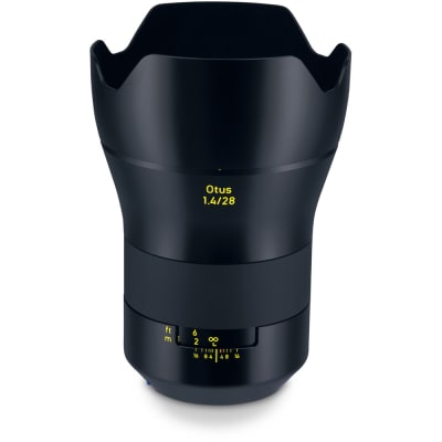 ZEISS OTUS 28MM F/1.4 FOR CANON EF MOUNT