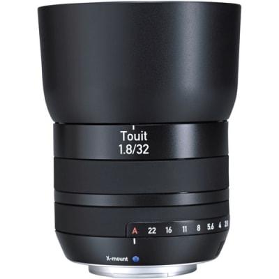 TOUIT 32MM F/1.8 FOR FUJI X MOUNT