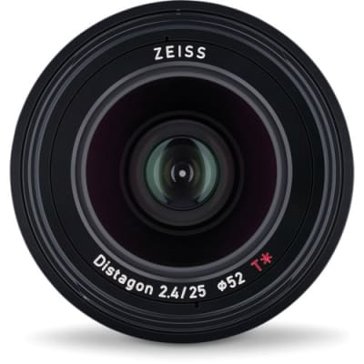 ZEISS LOXIA 25MM F/2.4 FOR SONY E MOUNT