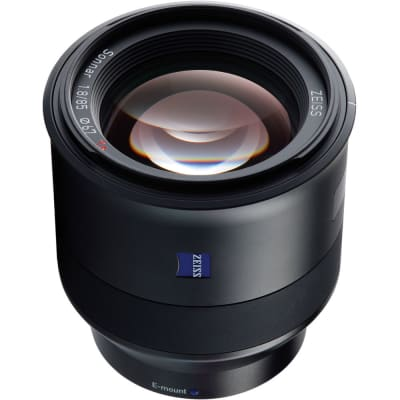 ZEISS BATIS 85MM F/1.8 FOR SONY E MOUNT