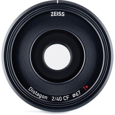 ZEISS BATIS 40MM F/2 CF FOR SONY E MOUNT