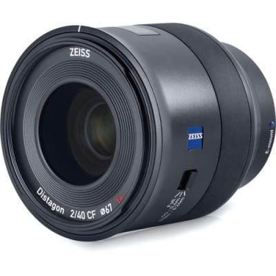ZEISS BATIS 40MM F/2 CF FOR SONY E MOUNT