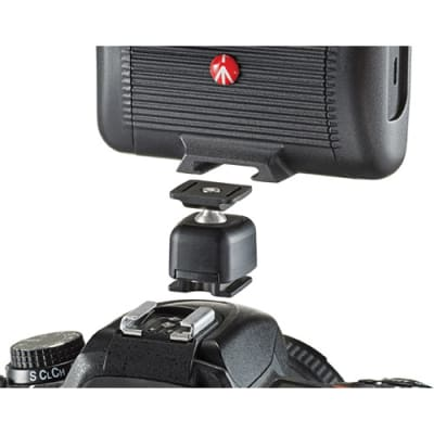 MANFROTTO MLBALL LUMIE SERIES BALL HEAD MOUNT