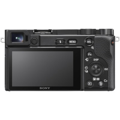 SONY A6100 WITH 16-50 AND 55-210MM ILCE-6100Y