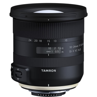 TAMRON 10-24MM F/3.5-4.5 DIII VC HLD FOR NIKON