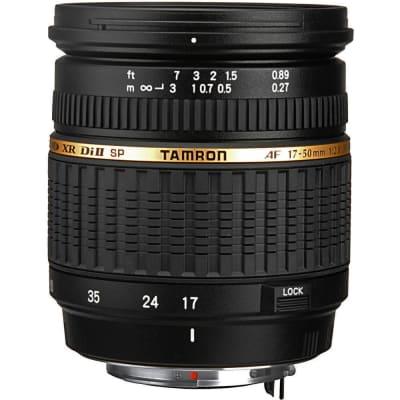 TAMRON SP AF 17-50MM F/2.8 XR DIII FOR PENTAX