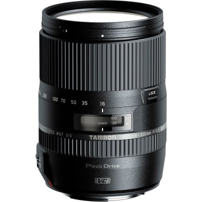 TAMRON 16-300MM F/3.5-6.3 DIII VC PZD FOR SONY A-MOUNT
